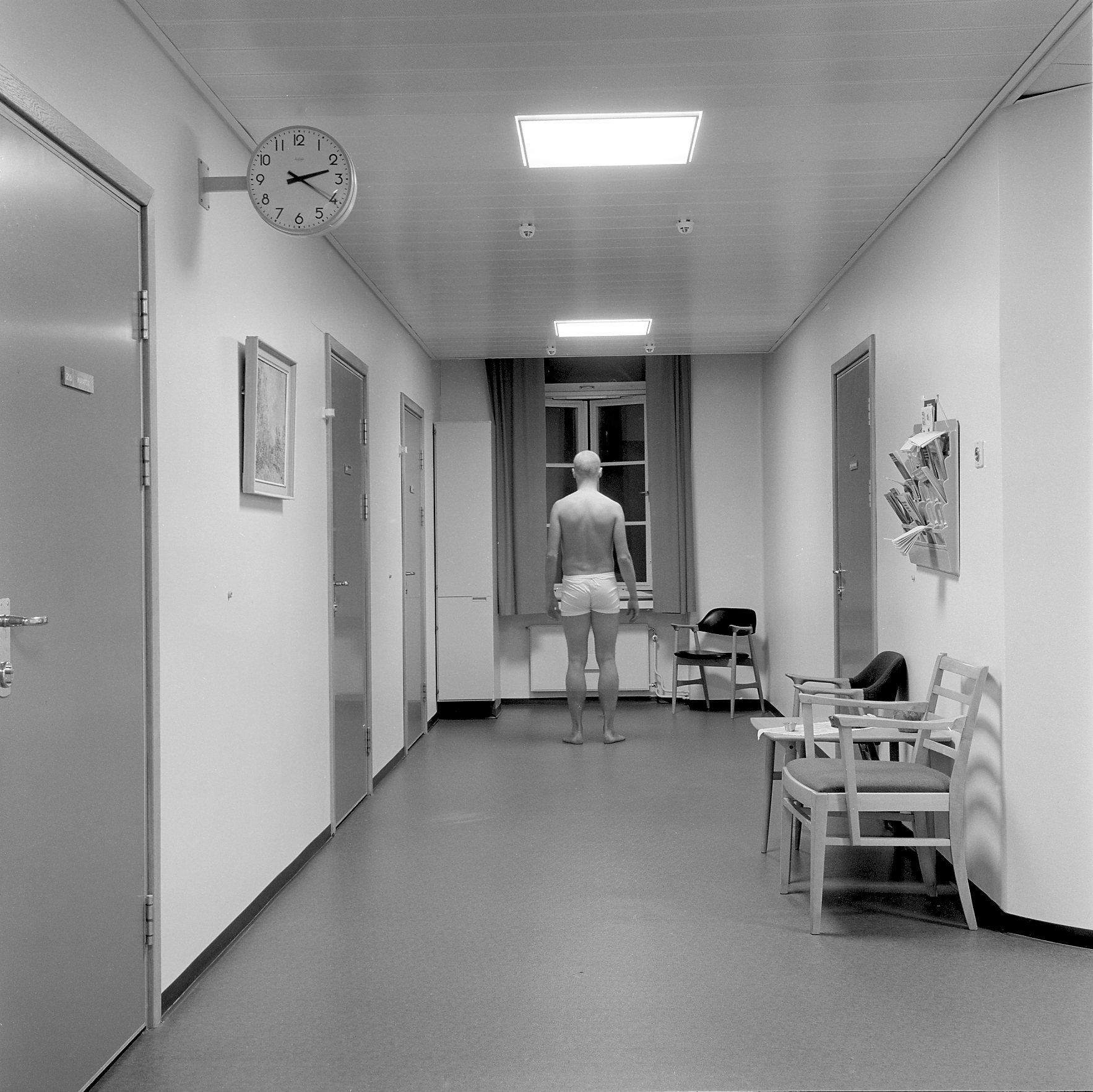 The Modern Asylum >> Dag Alveng This Long Century