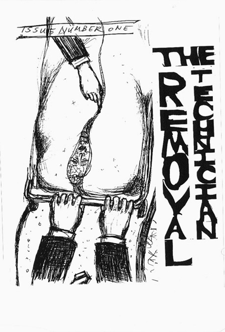 The Removal Technician - Issue One